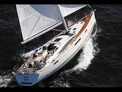 Jeanneau 57 (CBM Realtime) - Seget Donji - Charter plavidlá Chorvátsko