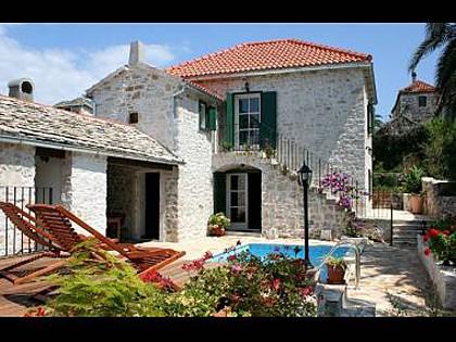 6024 - Mirca - Hiše za počitek, vile Hrvaška - H(6+2): hiša