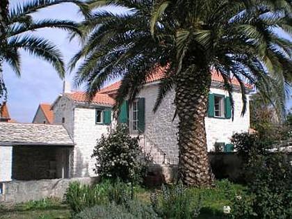 6024 - Mirca - Hiše za počitek, vile Hrvaška - H(6+2): dvorišče (hiša in okolica)