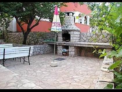 7155  - Cres - Ferienwohnungen Kroatien