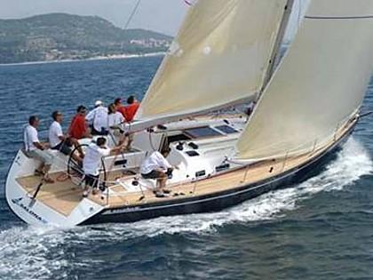 Salona 45 (CBM Realtime) - Trogir - Charter plovila Hrvaška