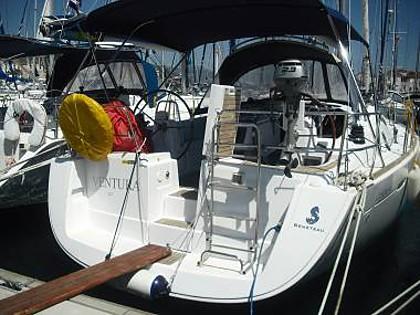 Oceanis 40 (CBM Realtime) - Trogir - Charter plavidlá Chorvátsko