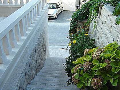 00413BREL - Brela - Apartmaji Hrvaška
