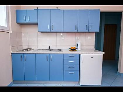 001TROG - Trogir - Appartements Croatie - A4(2+2): cuisine