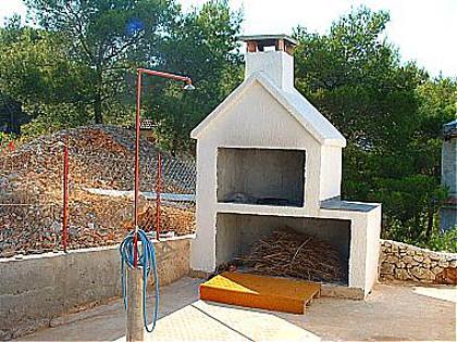 00204RUKA  - Záliv Rukavac - Ubytovanie v zálivoch Chorvátsko