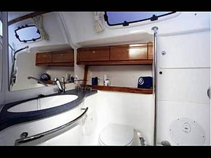 Bavaria 46 (code:WPO4) - Trogir - Czarter statki Chorwacja - Bavaria 46 (code:WPO4):