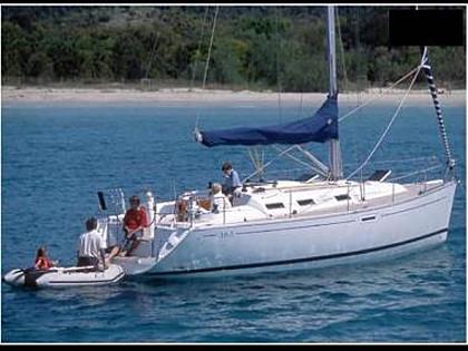 Dufour 385 (code:WPO33) - Pula - Charter boten Kroatië - Dufour 385 (code:WPO33):