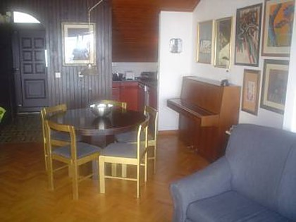 Studio apartment A1(2): interior