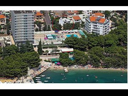 02613MAKA - Makarska - Apartments Croatia