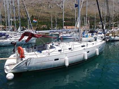 Beneteau Oceanis 411 (code:ULT48) - Dubrovnik - Charter boten Kroatië - Beneteau Oceanis 411 (code:ULT48):