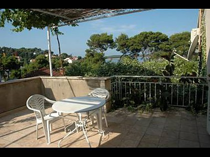 Apartment A1zeleni(2+1): terrace