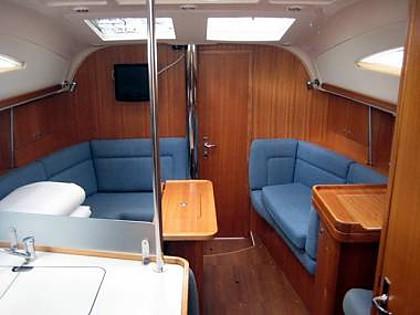 Elan 384 Impression (code:ANK 15) - Sibenik - Charter boten Kroatië - Elan 384 Impression (code:ANK 15):