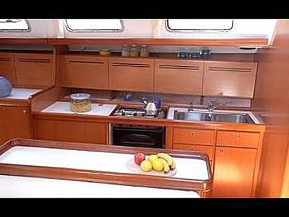 Cyclades 50,5 (code:NAV 3) - Sukosan - Charter boten Kroatië - Cyclades 50,5 (code:NAV 3):