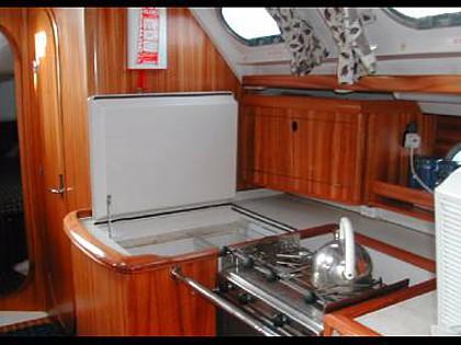 Dufour Gib Sea 43 (code:PLA 150) - Trogir - Charter hajókHorvátország - Dufour Gib Sea 43 (code:PLA 150):
