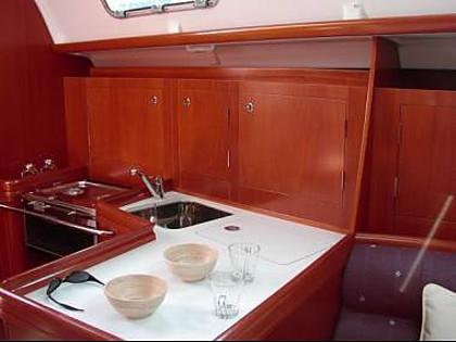 Beneteau Oceanis 343 (code:PLA 218) - Kastel Gomilica - Charter boten Kroatië - Beneteau Oceanis 343 (code:PLA 218):