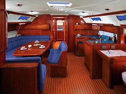 Bavaria 49 (code:PLA 308) - Trogir - Charter boten Kroatië - Bavaria 49 (code:PLA 308):