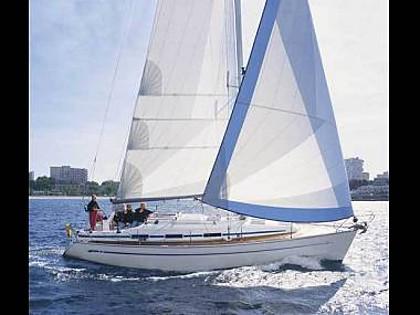 Bavaria 36 (code:PLA 321) - Trogir - Charter ships Croatia - Bavaria 36 (code:PLA 321):