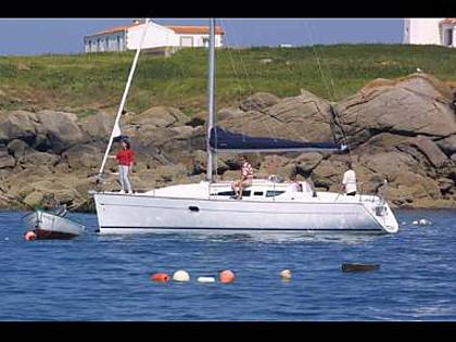 Jeanneau SO 32i (code:PLA 356) - Kastel Gomilica - Charter boten Kroatië - Jeanneau SO 32i (code:PLA 356):