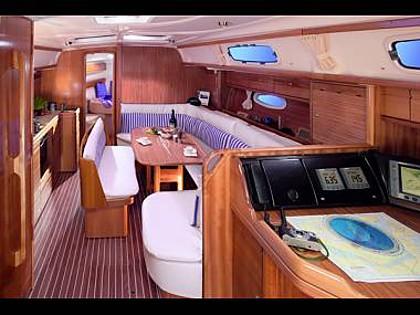 Bavaria 39 Cruiser (code:PLA 385) - Vinisce - Charter boten Kroatië - Bavaria 39 Cruiser (code:PLA 385):