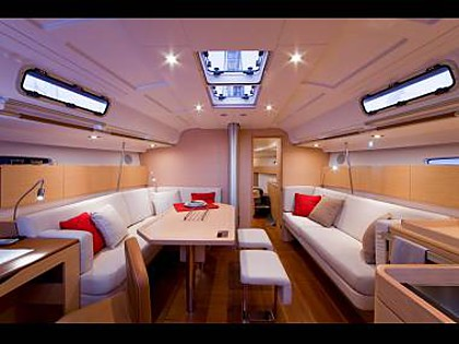 Beneteau First 45 (code:PLA 533) - Kastel Gomilica - Charter boten Kroatië - Beneteau First 45 (code:PLA 533):