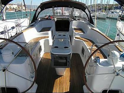 Jeanneau SO 54 DS (code:PLA 572) - Makarska - Charter boten Kroatië - Jeanneau SO 54 DS (code:PLA 572):