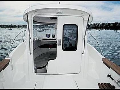 Quicksilver 640 (code:PLA 694) - Split - Charter plovila Hrvatska - Quicksilver 640 (code:PLA 694):