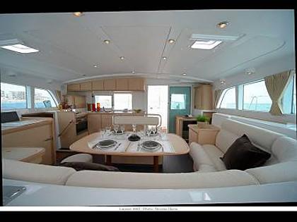 Lagoon 440 (code:PLA 779) - Vinisce - Charter boten Kroatië - Lagoon 440 (code:PLA 779):