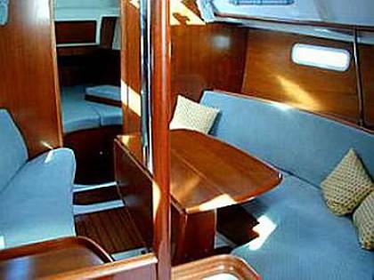 Beneteau Oceanis 331 (code:CRY 262) - Sibenik - Charter boten Kroatië - Beneteau Oceanis 331 (code:CRY 262):