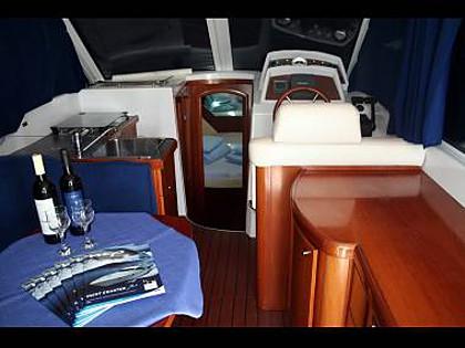 Antares 9.80 (CBM Realtime) - Sibenik - Charter boten Kroatië - Antares 9.80 (CBM Realtime):