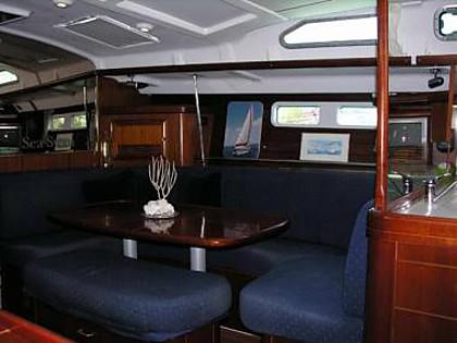 Oceanis 473 (CBM Realtime) - Trogir - Charter embarcation Croatie - Oceanis 473 (CBM Realtime):