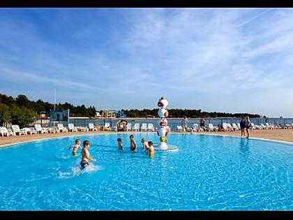 Sol Polynesia - Umag - Hotels Kroatien - Freibad (Objekt und Umgebung)