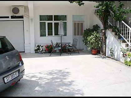 parking (house and surroundings)