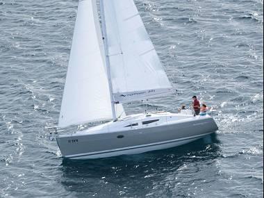 Elan 344 Impression (CBM Realtime) - Kastel Gomilica - Charter ships Croatia - Elan 344 Impression (CBM Realtime):