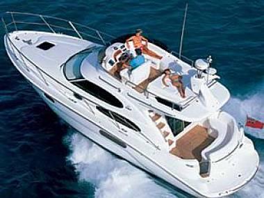 Sealine F37 (CBM Realtime) - Seget Donji - Charter plavidlá Chorvátsko - Sealine F37 (CBM Realtime):