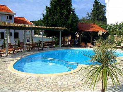 Ferienwohnung A3 (4 +1): Terrasse