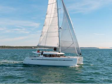 Lagoon 450 Sport (CBM Periodic) - Split - Charter boten Kroatië - Lagoon 450 Sport (CBM Periodic):