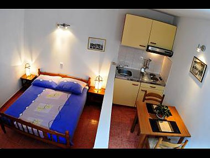 Studio apartment A2 Toti(2): interior