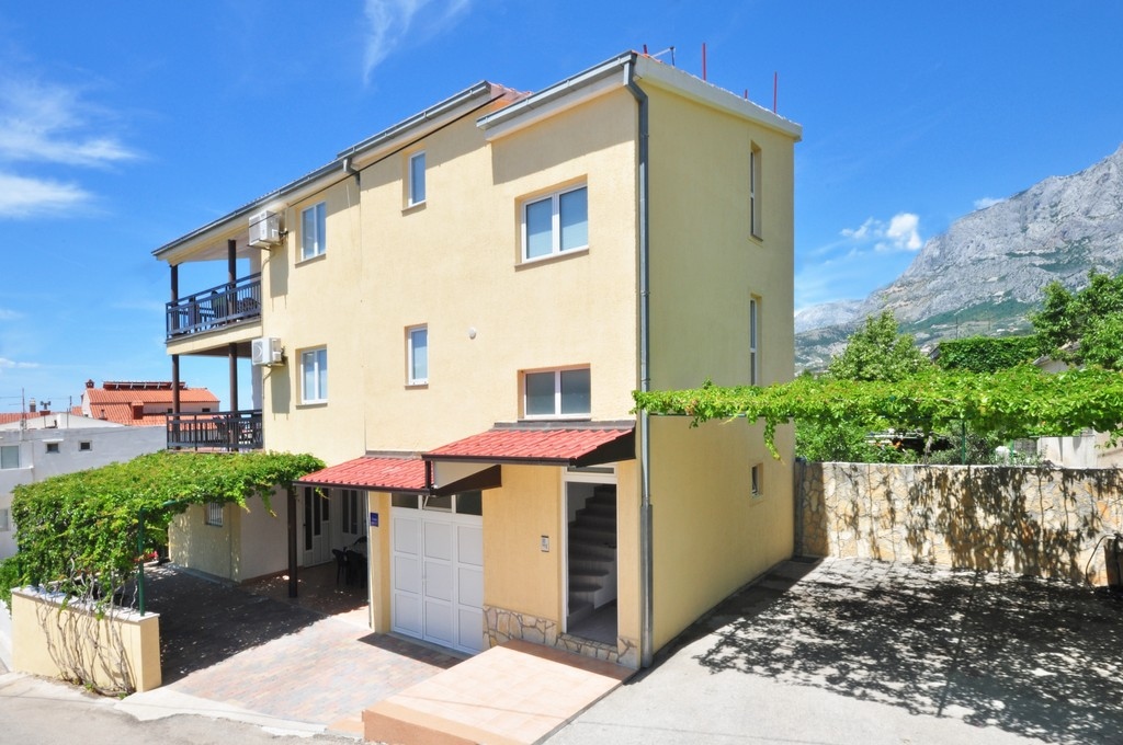 6031 - Makarska - Ferienwohnungen Kroatien