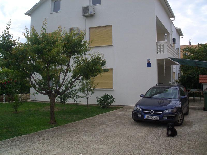 6162  - Sukosan - Appartements Croatie