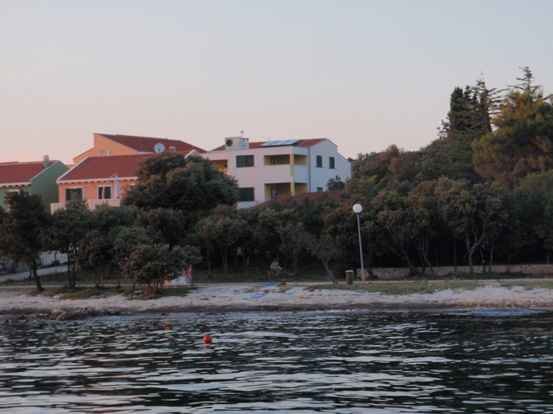 7148  - Petrcane - Apartments Croatia