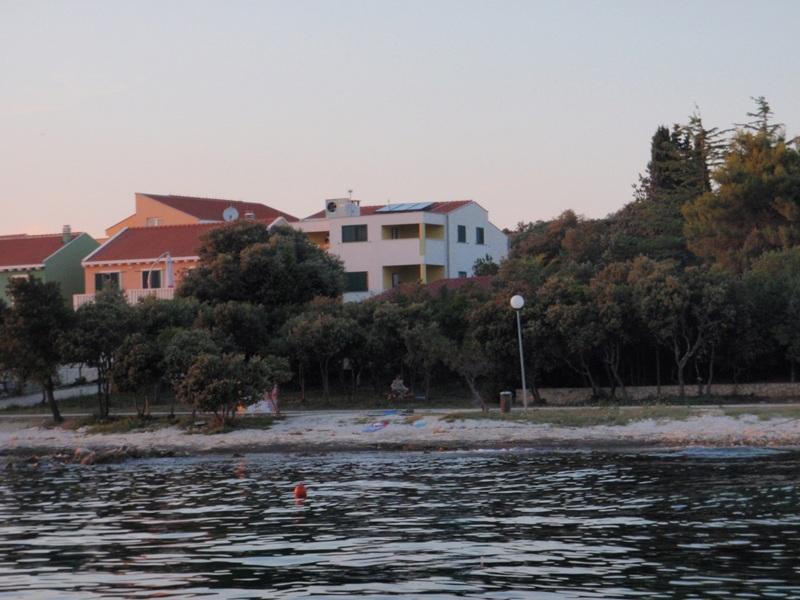 7148  - Petrcane - Ferienwohnungen Kroatien