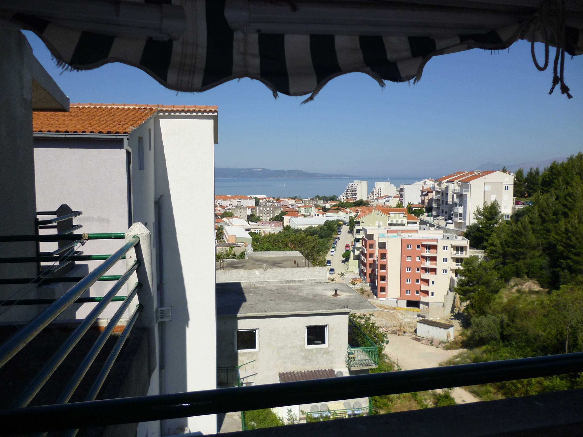 7232  - Makarska - Apartments Croatia