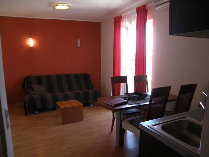 7884  - Jezera - Apartments Croatia - A1(2+2): living room