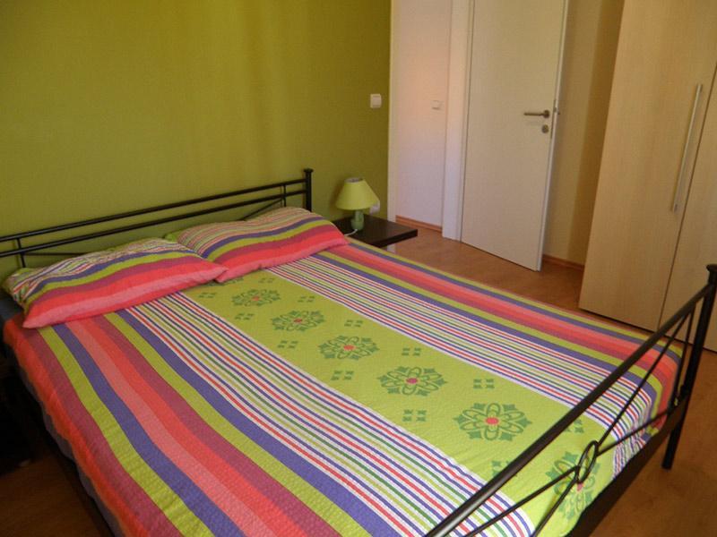 7884  - Jezera - Apartments Croatia - A2(2+2): bedroom