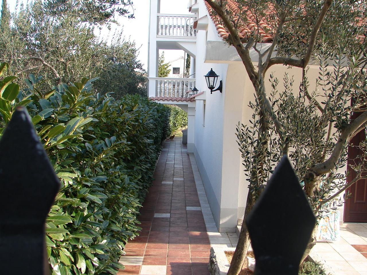 01006PIRO - Pirovac - Apartmány Chorvátsko