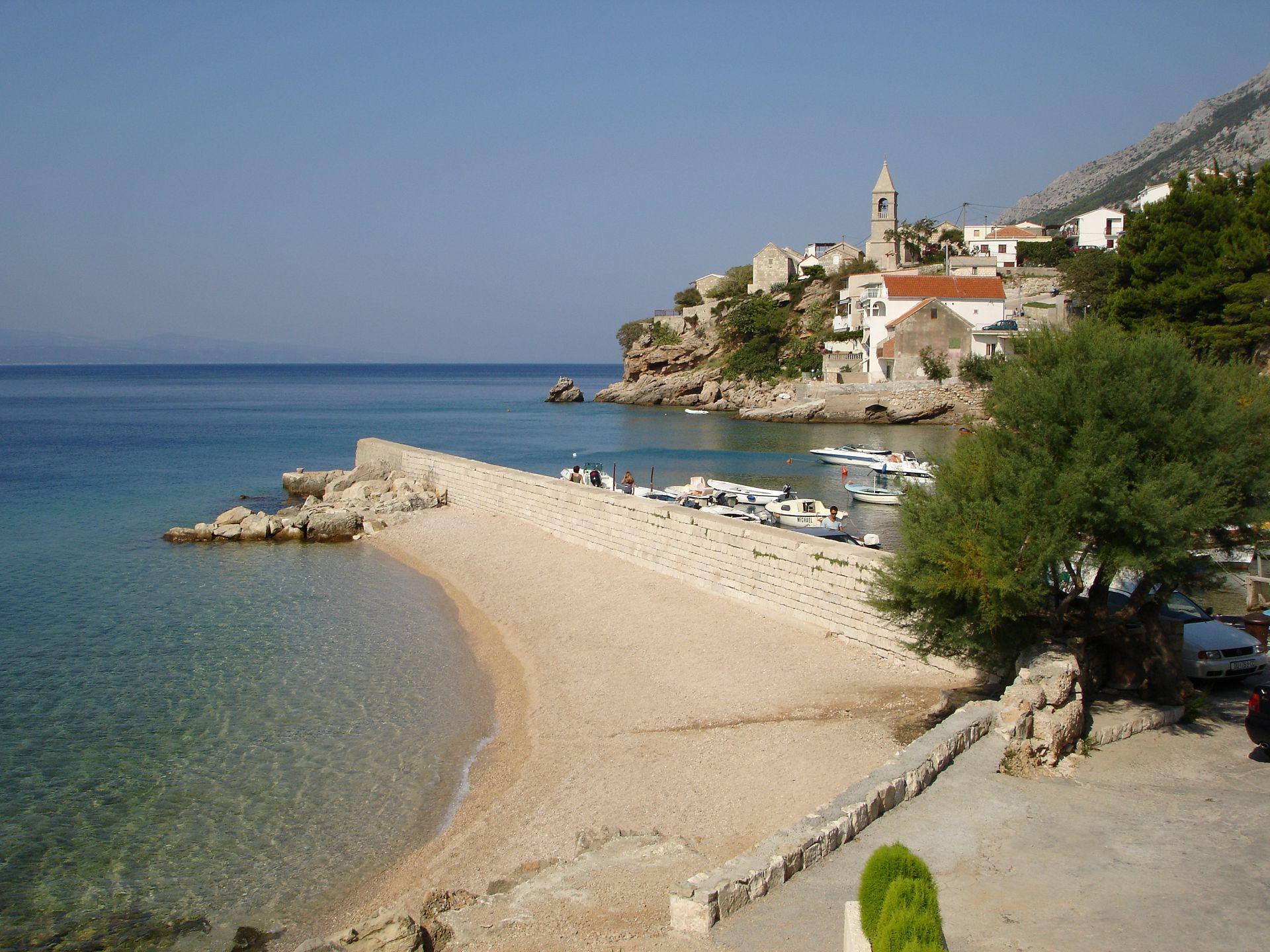 00209PISA  - Pisak - Ferienwohnungen Kroatien - Strand