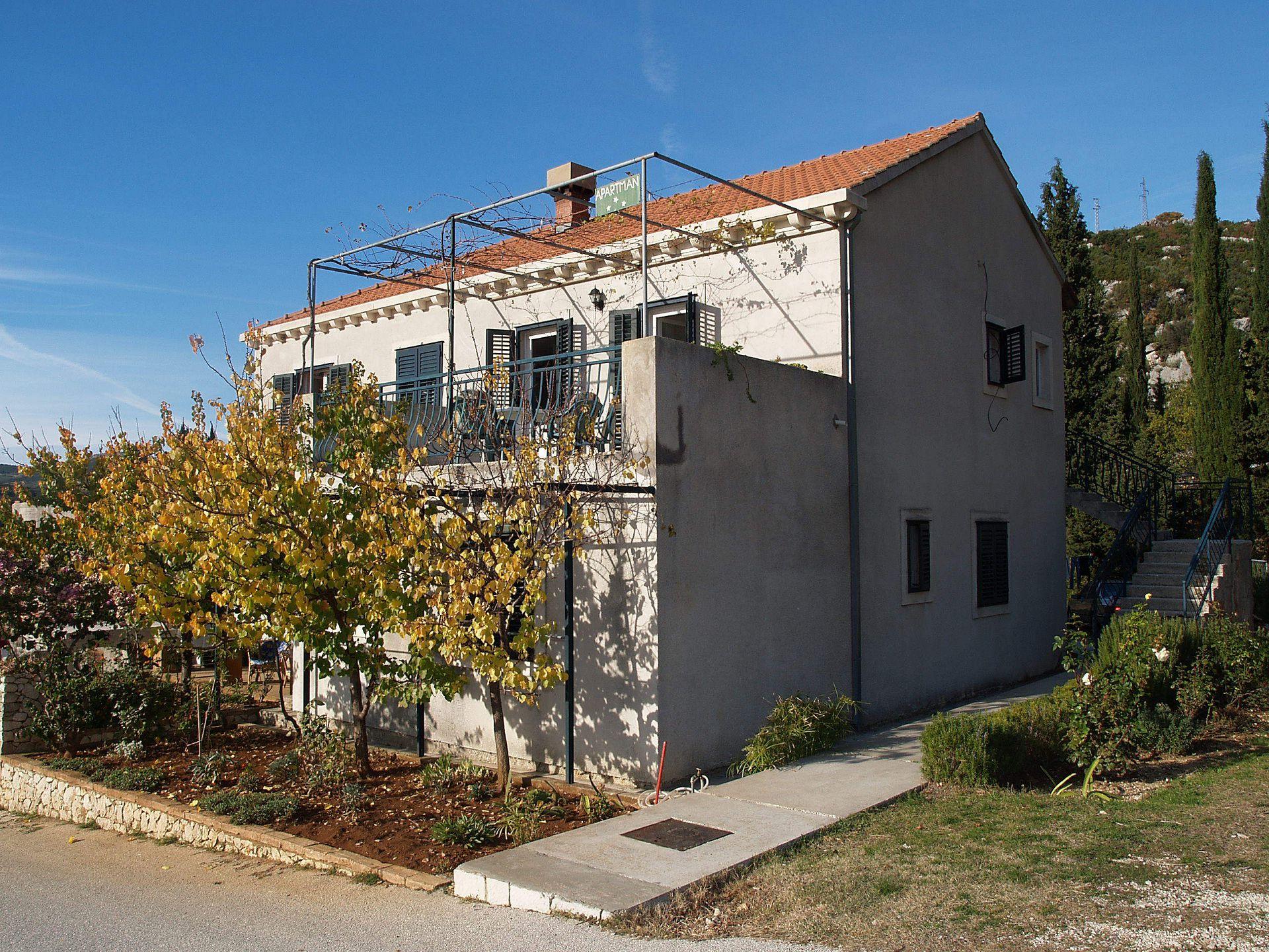 Ančica - Slano - Appartementen Kroatië