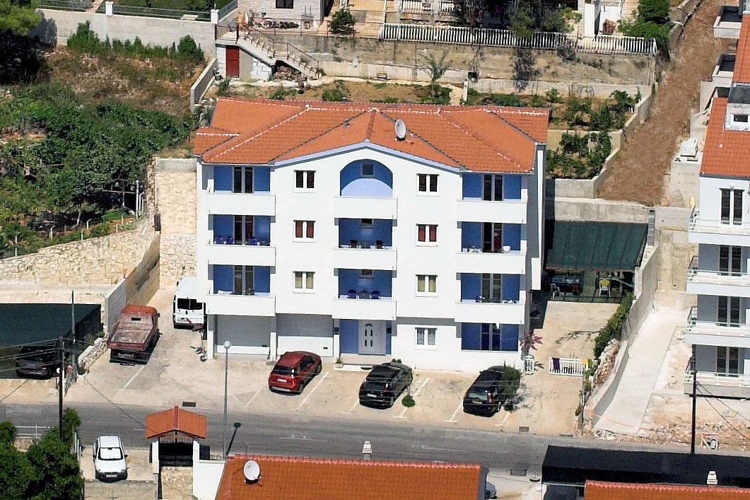 001TROG - Trogir - Appartements Croatie - maison