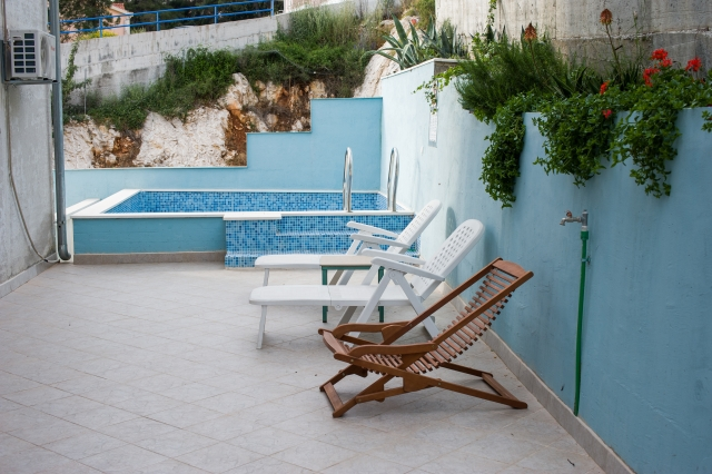 001TROG - Trogir - Appartements Croatie - piscine (maison et environs)