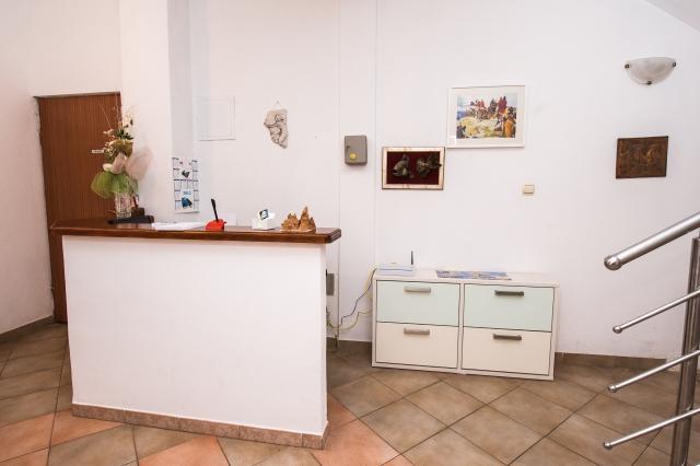 001TROG - Trogir - Appartements Croatie - réception